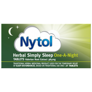 Nytol Herbal One a Night Tablets - Pack of 21