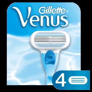 Gillette Venus 4 Razor Blades
