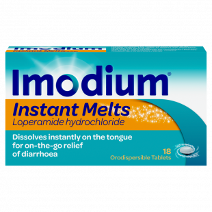 Imodium Instant Melts - 18 Tablets