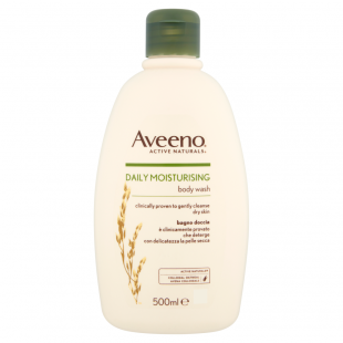 Aveeno Daily Moisturising Body Wash – 500ml