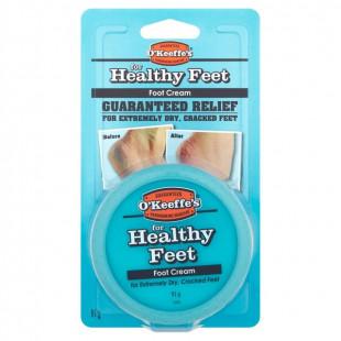 O'Keeffe's Healthy Feet Cream Jar - 91g