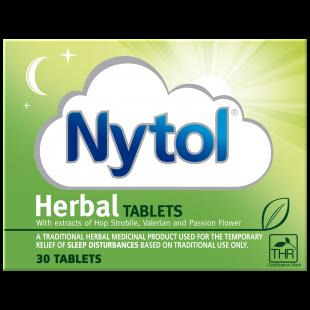 Nytol Herbal Night Time Sleep Aid - 30 Tablets