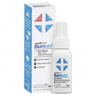 Burnaid Gel Spray - 50ml