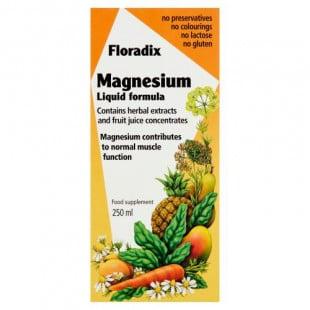 Floradix Liquid Magnesium - 250ml