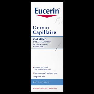 Eucerin Dry Scalp Relief Shampoo Dermo Capillaire With 5% Urea