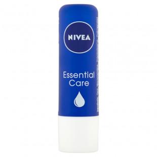 Nivea Essential Care Lip Balm - 4.8g