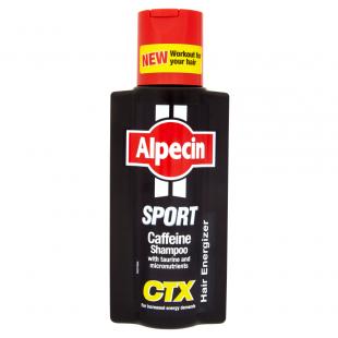 Alpecin Sport Caffeine Shampoo CTX - 250ml