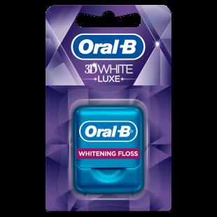 Oral-B 3D White Luxe Dental Floss - 35m