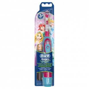 Oral-B Stages Power Kids Toothbrush - Disney Princess