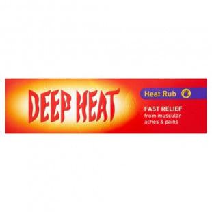Deep Heat Heat Rub - 67g