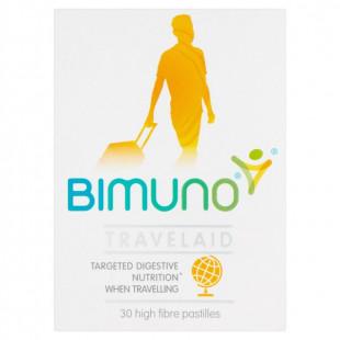 Bimuno Travelaid High Fibre - 30 Pastilles