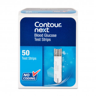 Contour Next Test Strips - Pack of 50