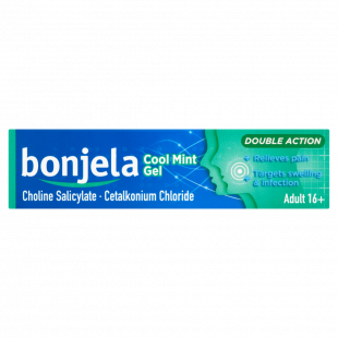 Bonjela Adult Cool Mint Gel - 15g