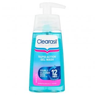 Clearasil Ultra Rapid Action Wash Gel - 150ml