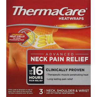 Thermacare Heatwraps - 3 Neck, Wrist & Shoulder Heat Wraps