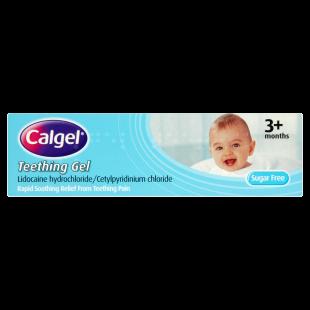 Calpol Calgel Teething Gel 3+ Months - 10g