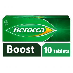 Berocca Boost - 10 Effervescent Tablets