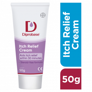Diprobase Itch Relief Cream – 50g