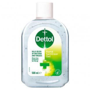 Dettol Hand Sanitiser Gel - 500ml