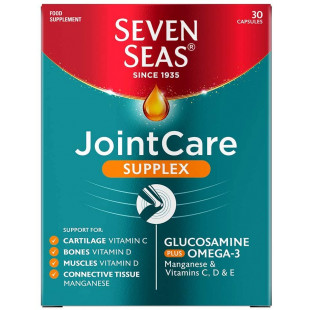 Seven Seas Jointcare Supplex - 30 Capsules