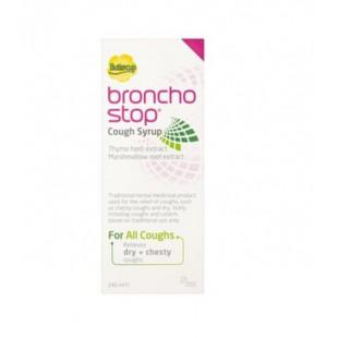 BronchoStop Cough Relief Syrup – 240ml