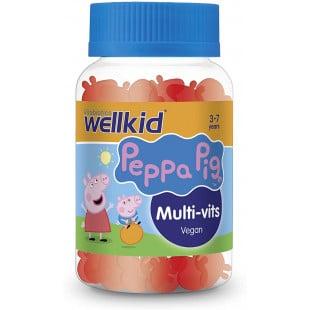 Vitabiotics WellKid Peppa Pig Multi-Vitamin - 30 Vegan Soft Jellies