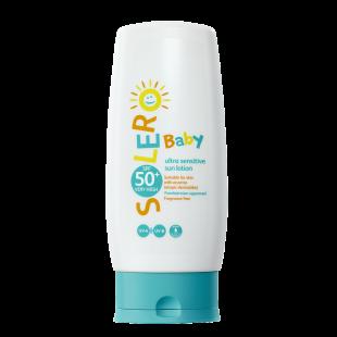 Solero Baby Ultra-Sensitive Sun Lotion SPF50+ – 200ml