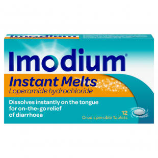 Imodium Instant Melts - 12 Tablets
