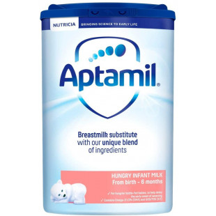 Aptamil Hungry First Infant Milk Formula - 800g