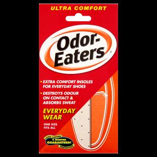 Odor Eaters Ultra Comfort Deodorizing Insoles - 1 Pair