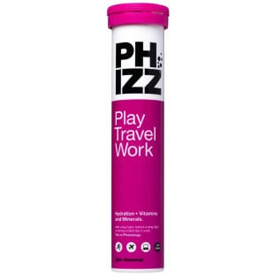 Phizz Multivitamin & Hydration Effervescent Apple and Blackcurrant Flavour - 20 Tablets