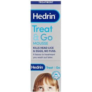 Hedrin Treat & Go Mousse – 100ml