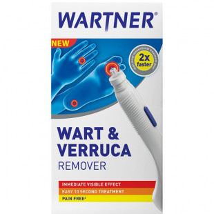 Wartner Wart & Verucca Removal Pen