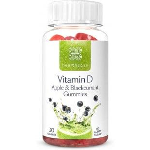 Healthspan Vitamin D Gummies - 30 Tablets