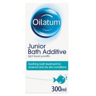 Oilatum Junior Emollient Bath Additive - 300ml