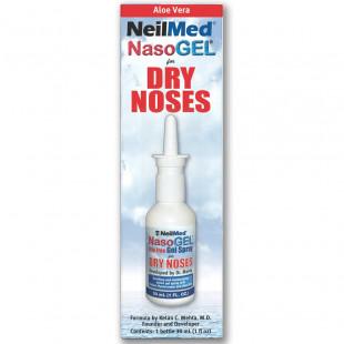 NeilMed Dry Nose Nasogel Spray - 30ml