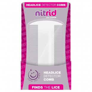 Nitrid Head Lice Detection Comb