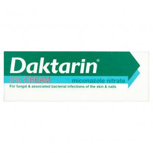 Daktarin (Miconazole) 2% Cream - 30g