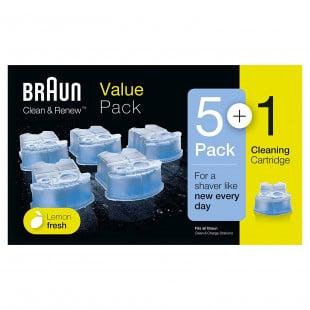 Braun CCR Clean & Renew Refill