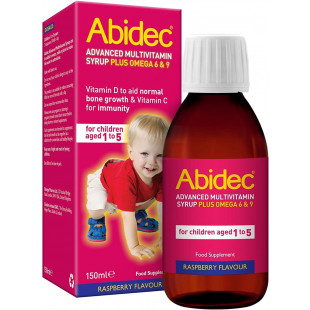 Abidec Advanced Multivitamin Syrup - 150ml
