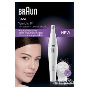 Braun 810 Facial Epilator
