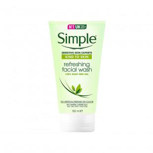 Simple Kind To Skin Refreshing Face Wash Gel – 150ml