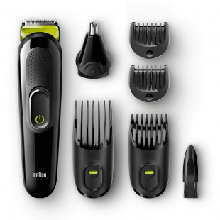 Braun MGK3021 6-in-1 All-In-One Trimmer