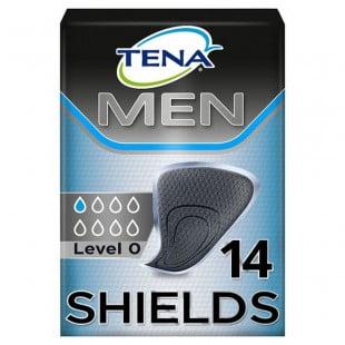 Tena Men Protective Shields - Extra Light x 14