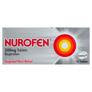 Nurofen Pain Relief 200mg Tablets - 16 Pack