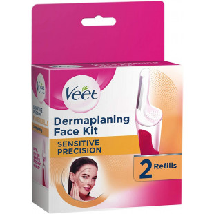 Veet Sensitive Precision Dermaplaning Face Refills
