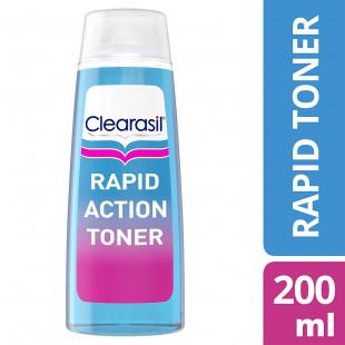 Clearasil Rapid Action Treatment Toner - 200ml