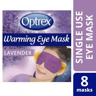 Optrex Lavender Warming Eye Masks - 8