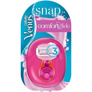 Venus Snap Comfortglide Spa Breeze Women's On-the-go Razor