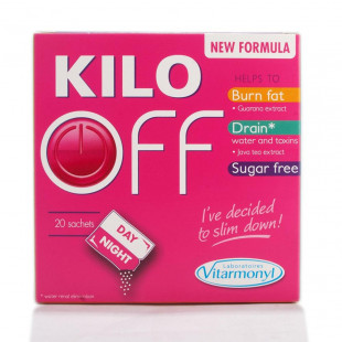 Kilo Off Weight Loss Supplement - 20 Sachets